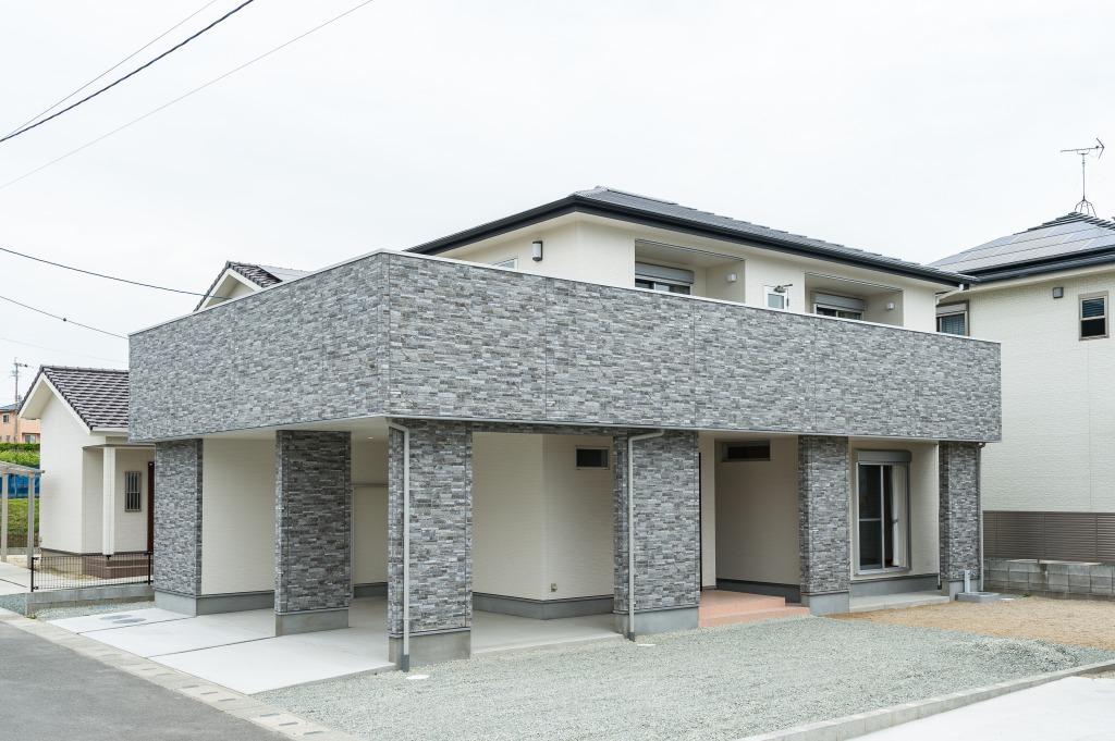【新築】空を感じる家